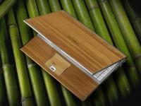 Technologia zamknięta w bambusowej obudowie