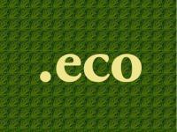 Powstanie domena .eco