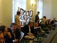 Krocząca głodówka dla Polski wolnej od GMO