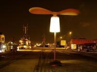 Duński patent na latarnie