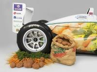Warzywny bolid zasilany czekoladą wystartuje w Formuła 3
