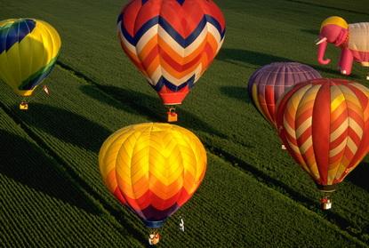 Balony na gorące powietrze 14