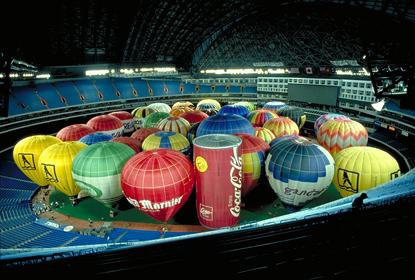 Balony na gorące powietrze 16