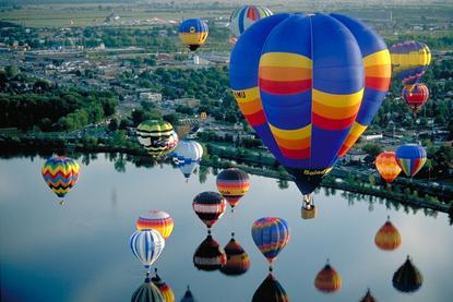Balony na gorące powietrze 34