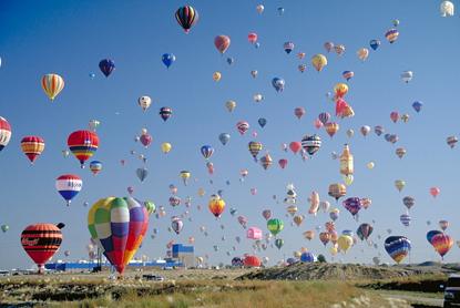 Balony na gorące powietrze 35
