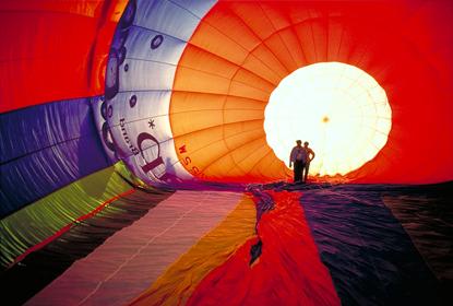 Balony na gorące powietrze 44