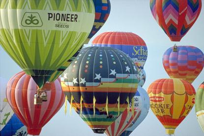 Balony na gorące powietrze 46
