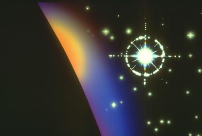 Przestrzeń kosmiczna 50