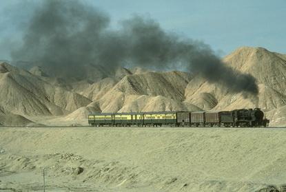 Pociągi parowe 88