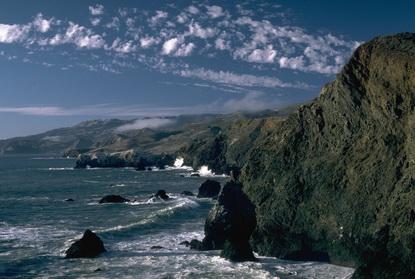 Wybrzeże Kalifornii 1