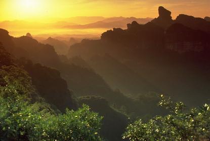 Zachody słońca na całym świecie 83