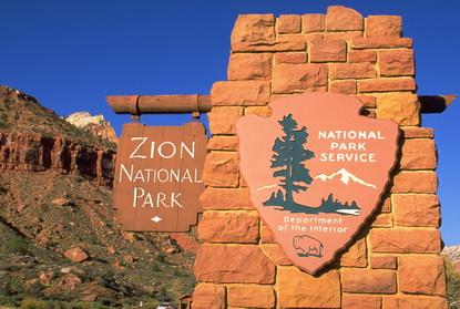 Park Narodowy Zion 41