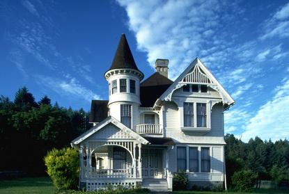 Wiktoriańskie domy 6