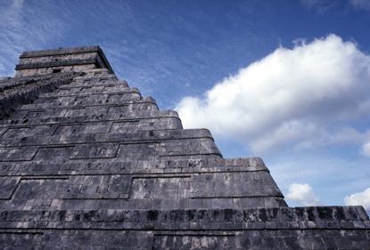 Ruiny Majów i Azteków 44