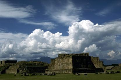 Ruiny Majów i Azteków 99
