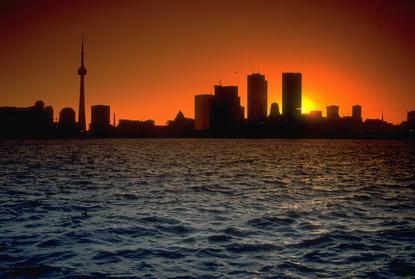 Zachody słońca na całym świecie 94