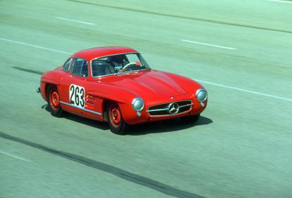 Wyścigi samochodowe 91