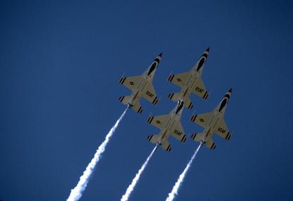Pokazy powietrzne 49