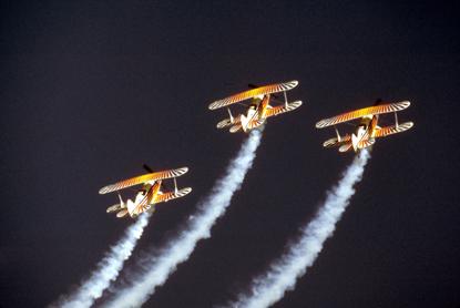 Pokazy powietrzne 87